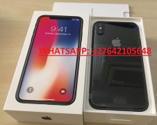 Apple iPhone X 64GB/256GB = 400 EUR , iPhone 8/8 Plus 300EUR